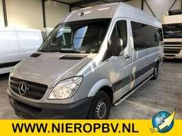 минивэн — пассажирский легковой фургон Mercedes Benz sprinter 316cdi airco persoon invalide vervoer 2013