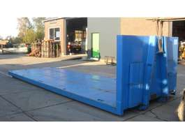 other containers ZGAN Flatbet container vloeren 7.80m x 2.53m x 0.30m 2018