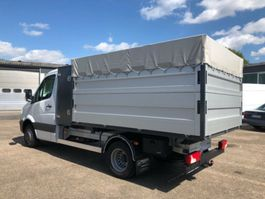 Kipper < 7.5 tonnen Mercedes Benz Sprinter 516 3-Seitenkipper/Pendelbrachen 1,49% 2019