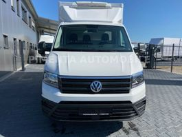 refrigerated closed box lcv Volkswagen Crafter 50 KÜHLER -20°Thermo-King/Standk/LBW/8Pl 2020