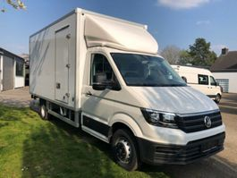 closed box lcv < 7.5 t Volkswagen Crafter 50 177PS/Lang Rd/ISOLIERTKOFFER LBW1,49% 2020