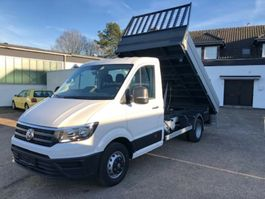 tipper lcv Volkswagen Crafter 50 177PS 3Seitenkipper 3,5to.AHK 1,49%NW 2020