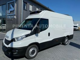refrigerated closed box lcv Iveco Daily 35S14V L2FRISCHDIENST/CARRIER/STANDK/1.49% 2020