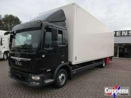 camião de caixa fechada MAN TGL 12.250 Gesloten Bak+Klep Euro 6 2015
