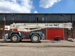 rough terrain crane Terex RT 160 2000
