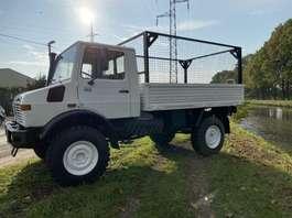 camion militaire Mercedes Benz Unimog U1300 4x4 1990