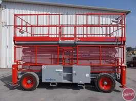 plataforma elevatórias de tesoura de rastos Skyjack SJ 9250 2007