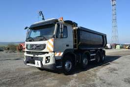 camião basculante Volvo FMX 460 / 8x4 / Carnehl Kipper / EEV 2012