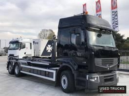 rimorchio portacontainer Renault Trucks Premium 2013