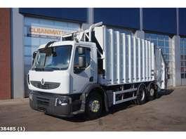 garbage truck Renault Premium 310 DXI Euro 5 2010