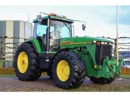 farm tractor John Deere 8100PS 1995