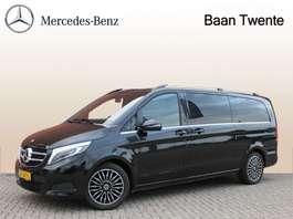 minivan - passenger coach car Mercedes Benz V-klasse V 220d XL taxi klaar Avantgarde Ed. Distronic, 360 camera | Cer... 2018