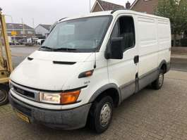 closed lcv Iveco Daily 29-11 2001