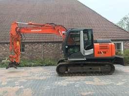 crawler excavator Hitachi ZX110LC-3 2009