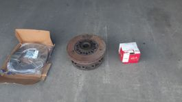 Rear axle truck part DAF Dafnaaf achter met schijf en wiellager compleet