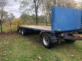 tilt trailer Samro 3as 2007