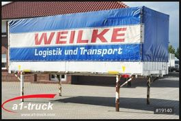 curtain slider swap body container Krone WB 7,45 BDF Wechselbrücke, Bordwand, EDSCHA 2005