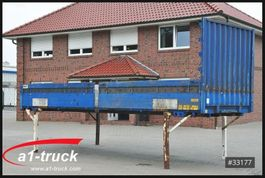 съемный кузовной контейнер с отодвигающимся занавесом Krone WB 7,45 BDF, Bordwand, Baustoff 1999
