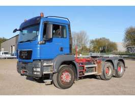 tipper truck MAN TGS 33.440 - 6x4 - EURO 5 - 335.402 Km - WISSELSYSTEEM KIPPER + TREKKER 2010