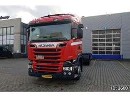 автошасси изменяемой конфигурации Scania R520 CR19, Euro 6 2016