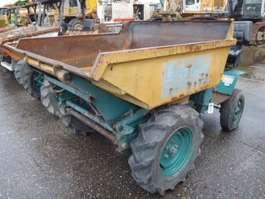 колесный грузовой самосвал Ausa 150DH