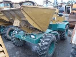 колесный грузовой самосвал Potratz 1800KD