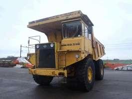 колесный грузовой самосвал O & K K40.5