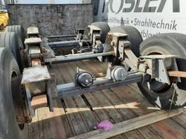 Axle truck part BPW div. bpw assen bladgeveerd