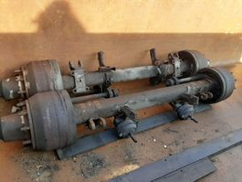Axle truck part BPW 5x bpw as bladgeveerd