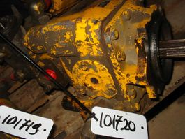 hydraulic system equipment part Sauer SPV 20 00 2901