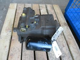 hydraulic system equipment part Linde HPV135-02R0002569