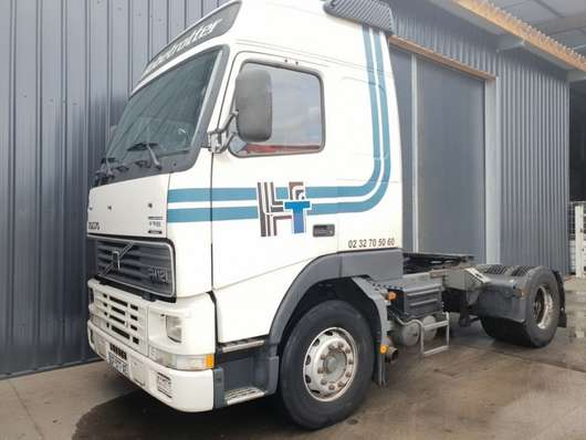 cab over engine Volvo FH12/420 Globetrotter / FRENCH 2001