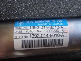 cooling equipment part Toyo 1392-014-8010-A