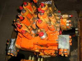 hydraulic system equipment part Daewoo DH220