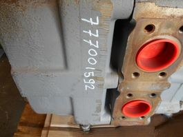 hydraulic system equipment part Toshiba UH36-302
