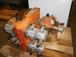 hydraulic system equipment part Sauer Sundstrand SPV2/070-R3Z-PS183-A1-