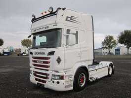 cab over engine Scania R 500 Topline V8 Retarder Leder Euro 5 2013