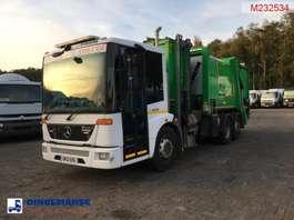 camion dei rifiuti Mercedes Benz Econic 2629 6x2 RHD Faun Evopress refuse truck 2013