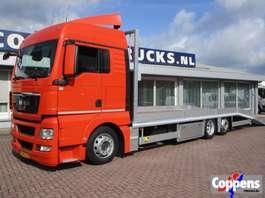 car transporter truck MAN T.G.A. 26.400 6X2 LL Autotransporter Euro 5 2011