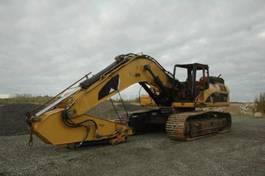crawler excavator Caterpillar 330 D.L. 2007