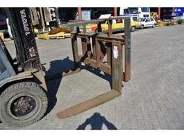 pallet fork attachment Volvo standard