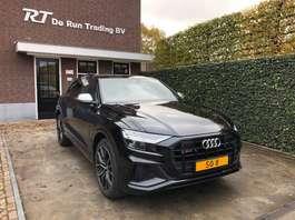 suv car Audi SQ8 22 inch Panorama B&O Standkachel etc. etc. 2019
