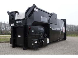 Presscontainer Schenk Inzamel Pers Containers (IPC)
