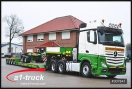 heavy duty tractorhead Mercedes Benz 2658 LS 6X4, Schwerlast 120t, + Faymonville STBZ-4VA -2012 2015