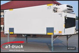 container reefer cassa mobile Schmitz Cargobull 4 x WKO 7.45 FP 45 Kühlkoffer, TK T-1000R, neuwertig 2016