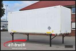 swap body box container Krone WB BDF 7,45 Koffer, Code XL, Zurrösen, 2000