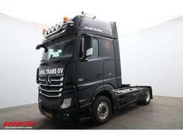 caminhão trator Mercedes Benz Actros 1851 Gigaspace 4X2 Xenon Alcoa Euro 5 2012
