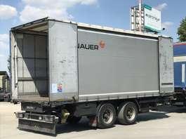 tilt trailer Tandemanhänger ZPL 290 Tandem hochgekuppelt, Durchlade 2011