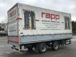 tilt trailer Schmidt Tandemanhänger TPT 13 E 6,5 Liftachse, auflastbar auf 18 t. 2010
