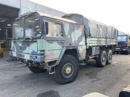 autocarro militare MAN kat 6x6 1979